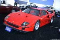 1990 Ferrari F40.  Chassis number ZFFMN34A2L0085596