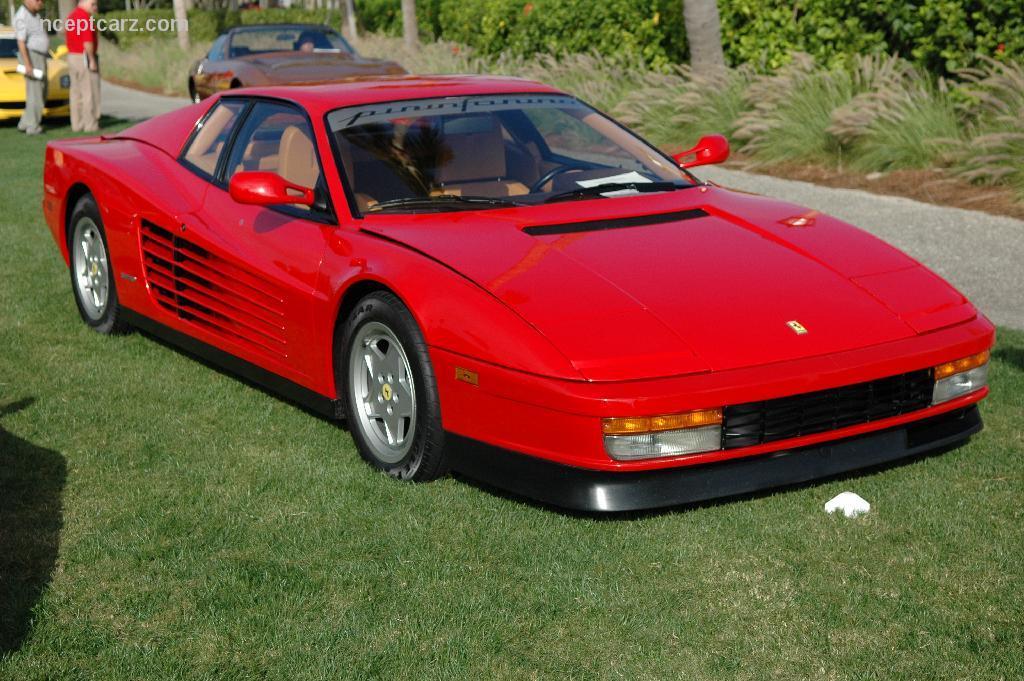 1990 Ferrari Testarossa Image Https Www Conceptcarz Com