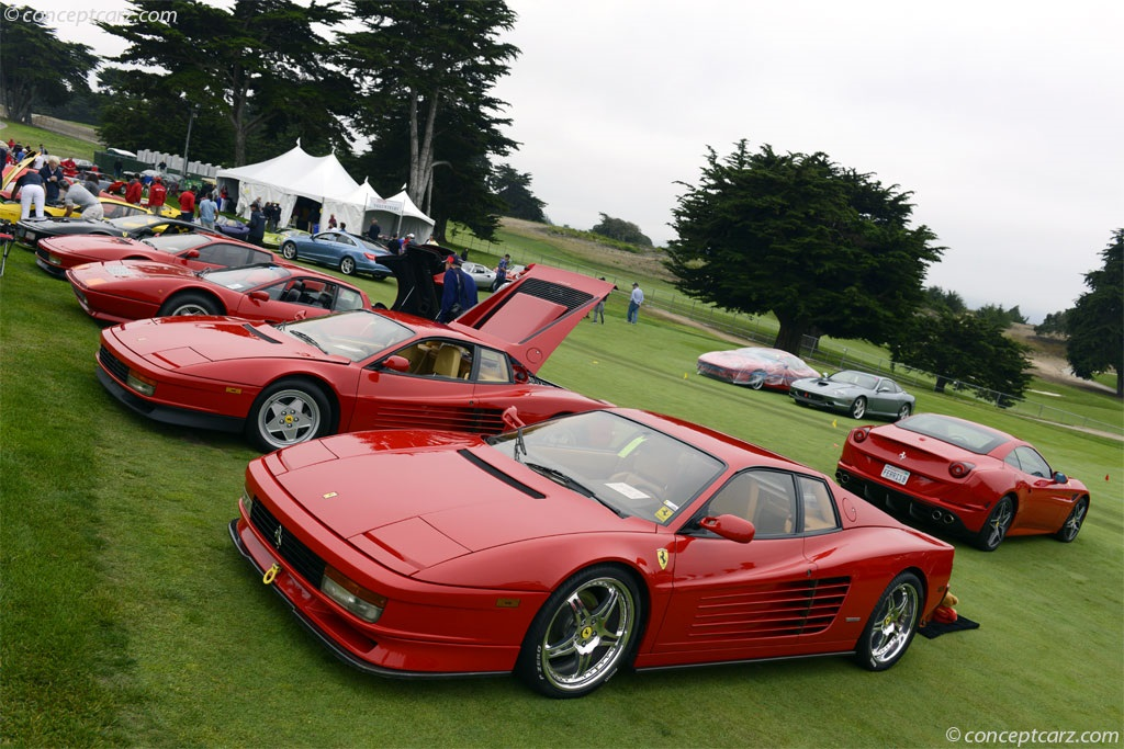 1991 Ferrari Testarossa | conceptcarz.com
