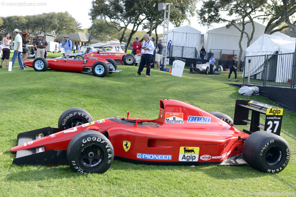 1991 Ferrari 642 Image