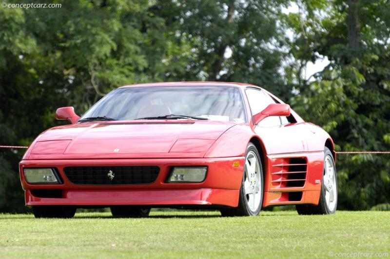1992 Ferrari 348 Serie Speciale Conceptcarz Com