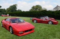 1992 Ferrari 348 Serie Speciale.  Chassis number ZFFRG35A1N0093393