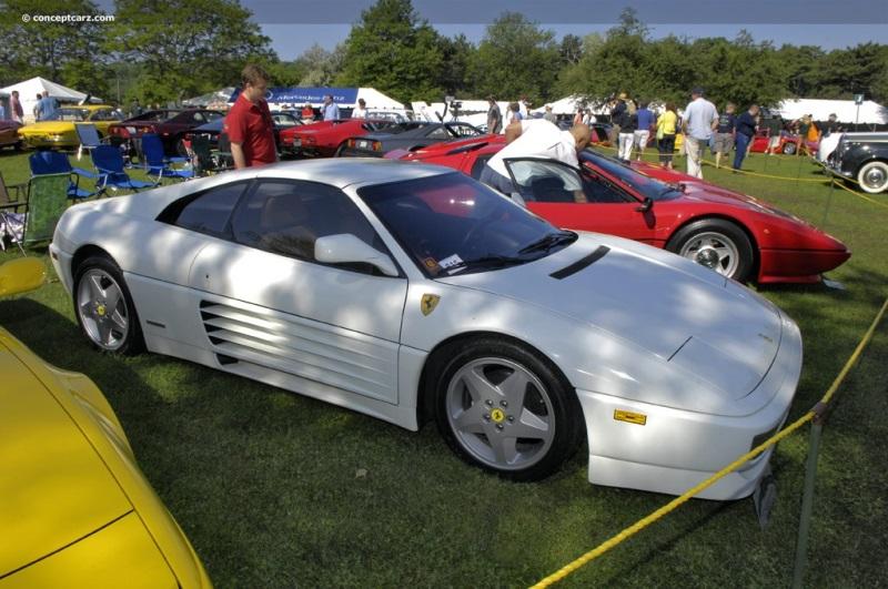 1993 Ferrari 348 Serie Speciale