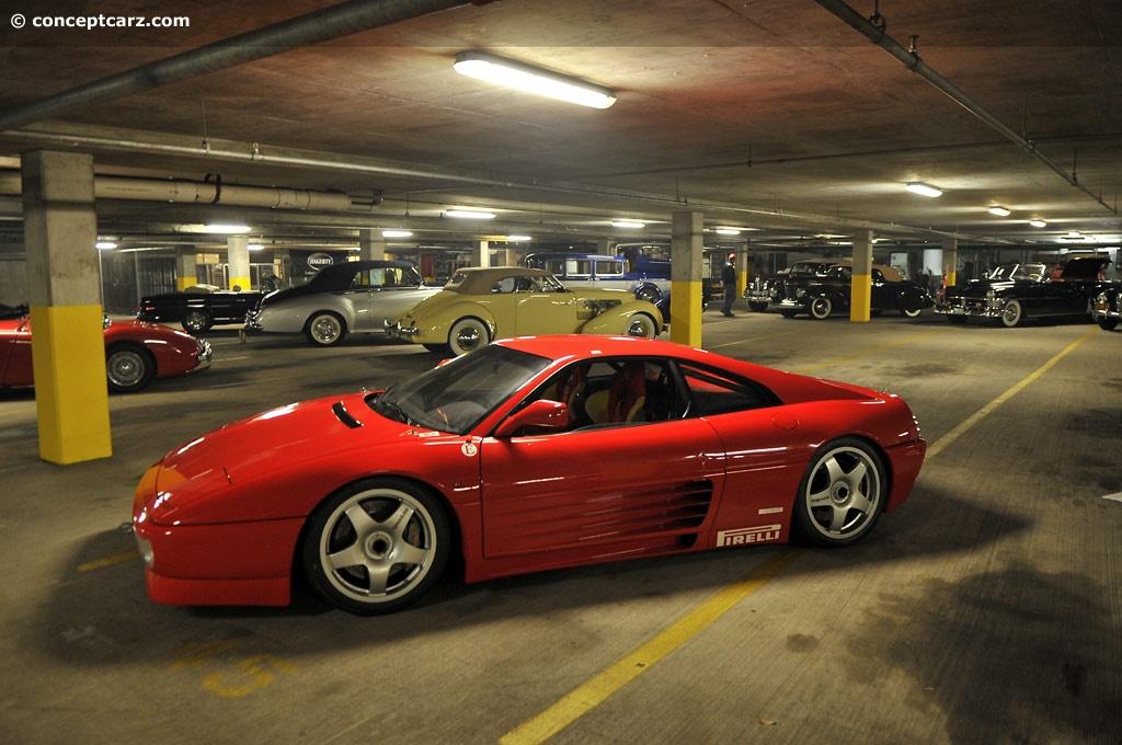 1994 Ferrari 348 Gt Michelotto Competizione History