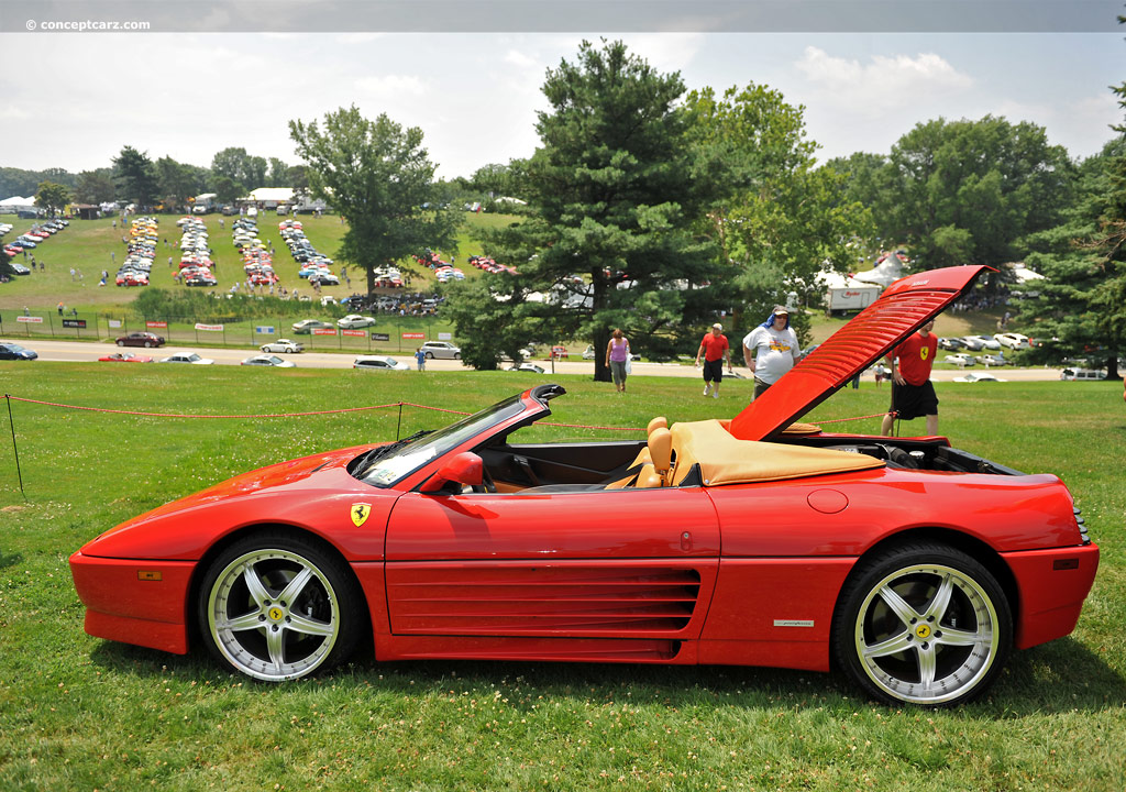1994 Ferrari 348 photo on 94 jeep cherokee