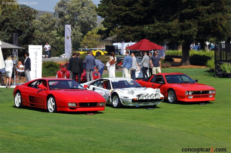 1994 Ferrari 348 Conceptcarzcom