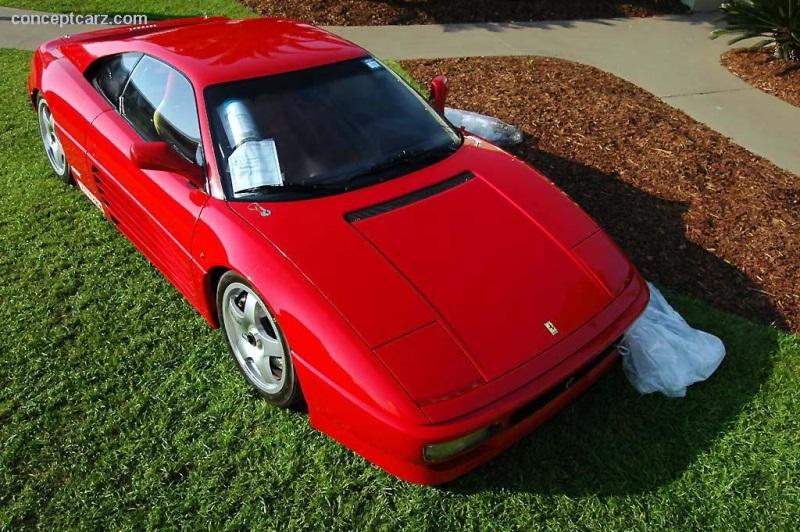 1994 Ferrari 348 GT Michelotto Competizione