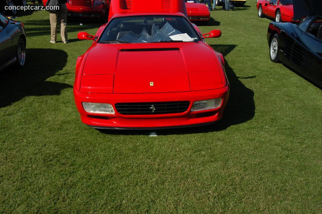 1992 Ferrari 512 TR thumbnail image