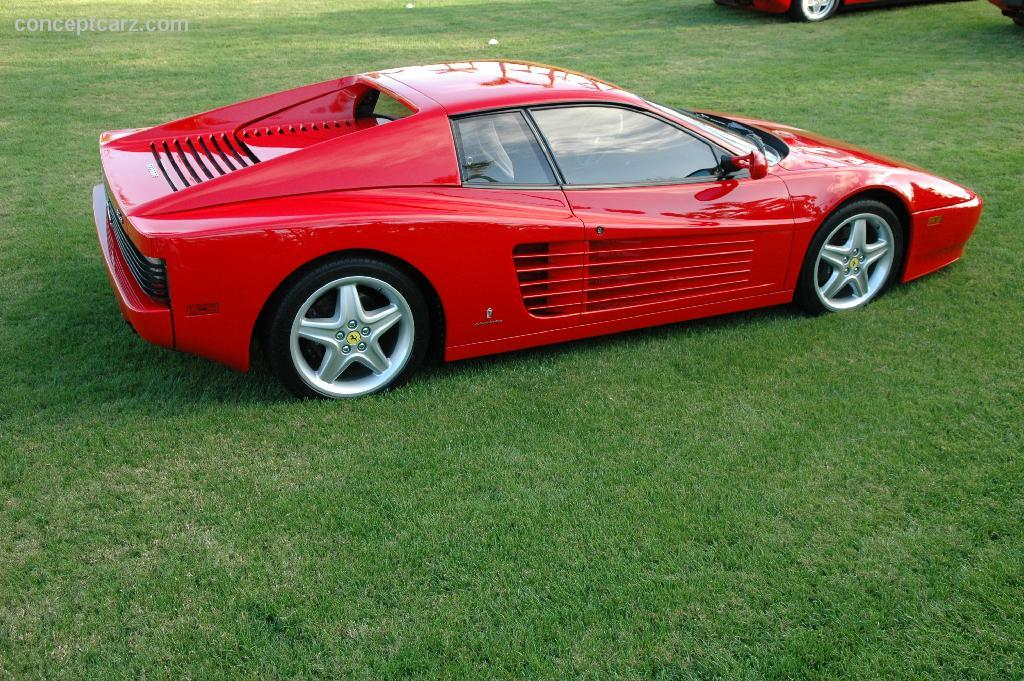 Auction Results and Sales Data for 1994 Ferrari 512 TR