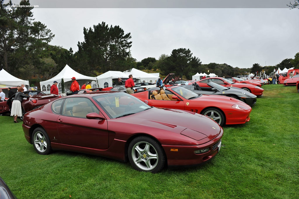 auction results and data for 1995 ferrari 456 gt. Black Bedroom Furniture Sets. Home Design Ideas