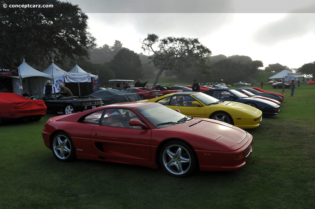 Auction Results And Sales Data For 1995 Ferrari F355