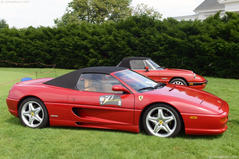 1995 Ferrari F355 Image. Photo 45 of 109