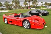 1995 Ferrari F50 image.