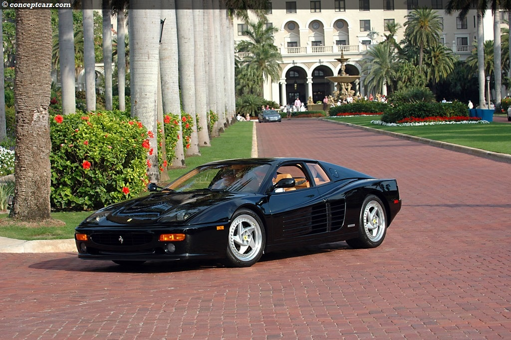 Auction Results and Sales Data for 1995 Ferrari F512M