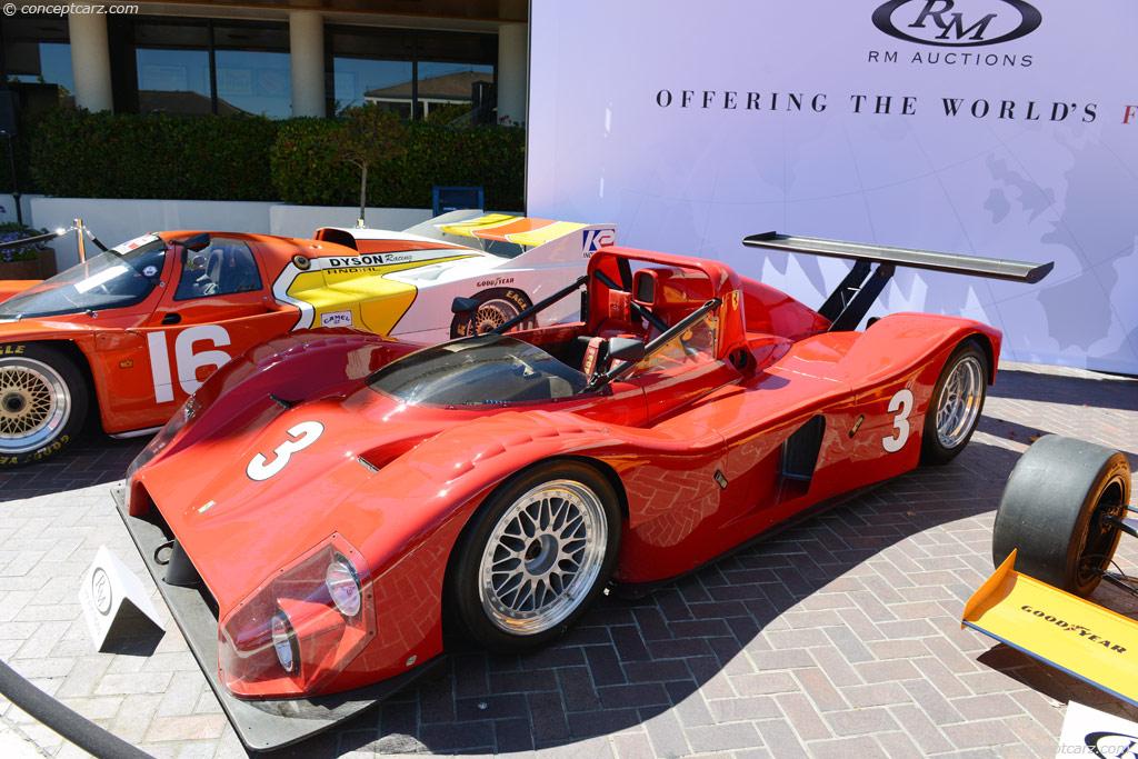 1996 Ferrari 333 SP Evoluzione