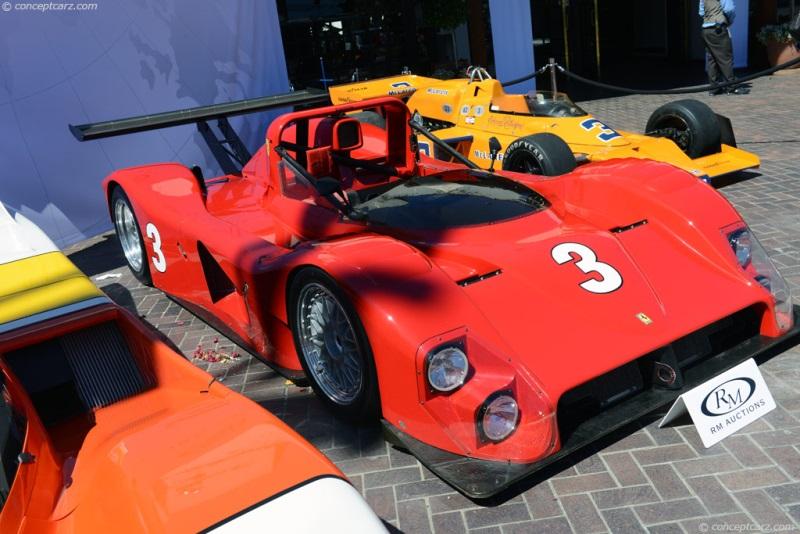 1996 Ferrari 333 Sp Evoluzione Chassis 015 Engine 031
