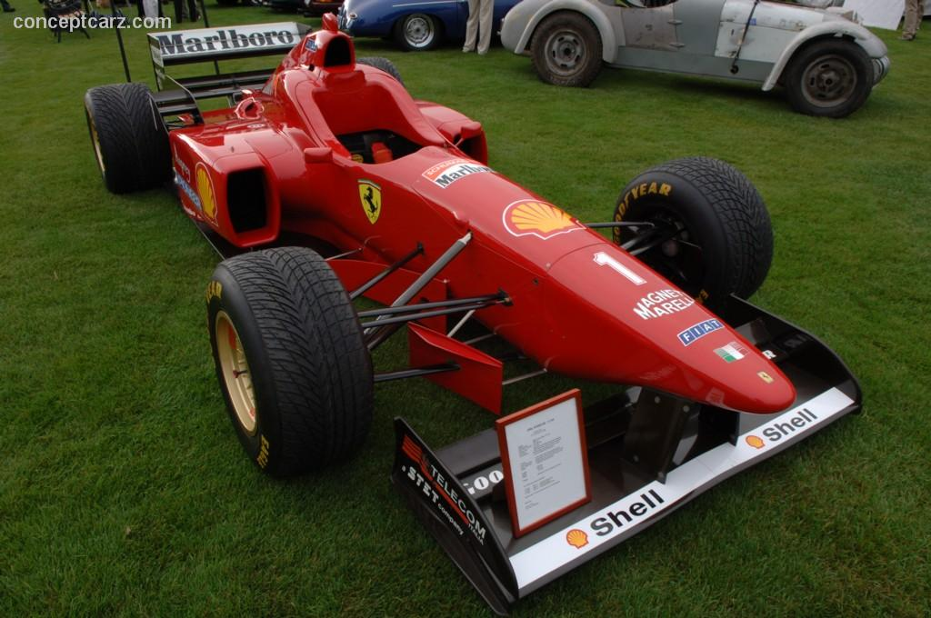 Auction Results And Sales Data For 1996 Ferrari F310
