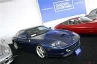 1998 Ferrari 550 Maranello.  Chassis number ZFFZR49A5W0112481