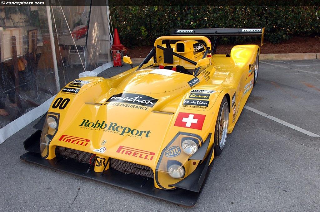 1998 Ferrari F333 SP
