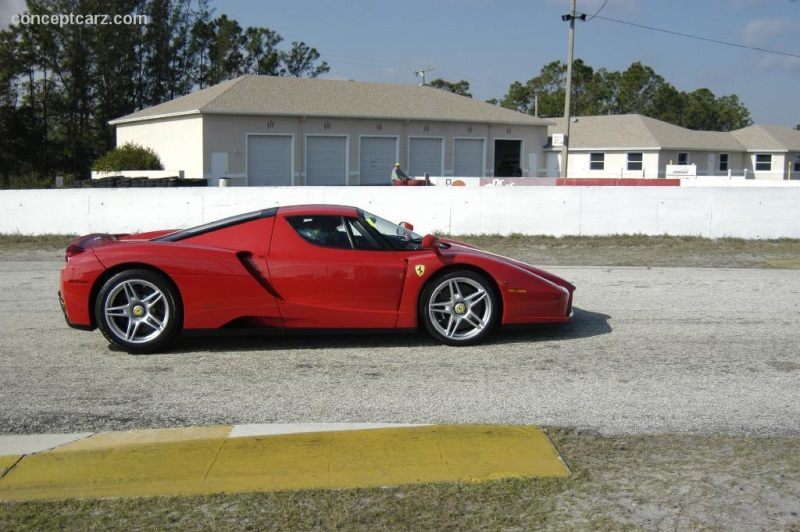 2005 Ferrari Enzo Image Photo 19 Of 32
