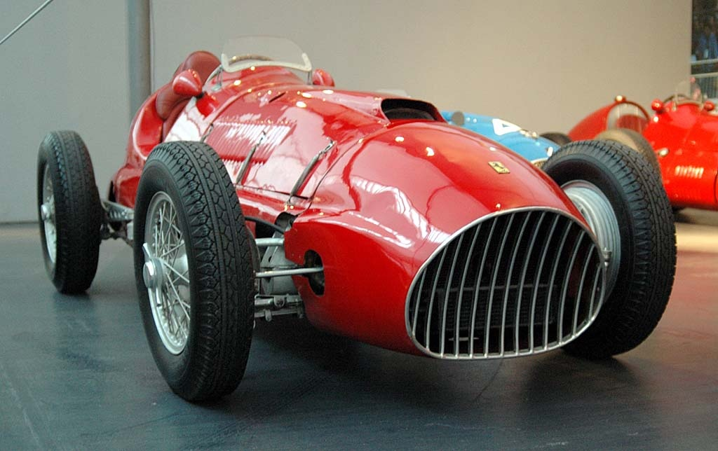 1952 Ferrari 166 F2 pictures and wallpaper