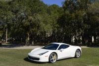 2013 Ferrari 458 Italia.  Chassis number ZFF67NFA8C0182958