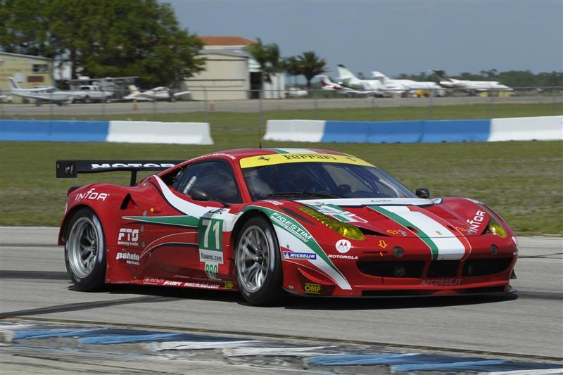 2012 Ferrari 458 Italia Gt2 Image Https Www Conceptcarz