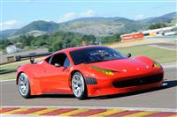 2011 Ferrari 458 Italia Grand Am image.