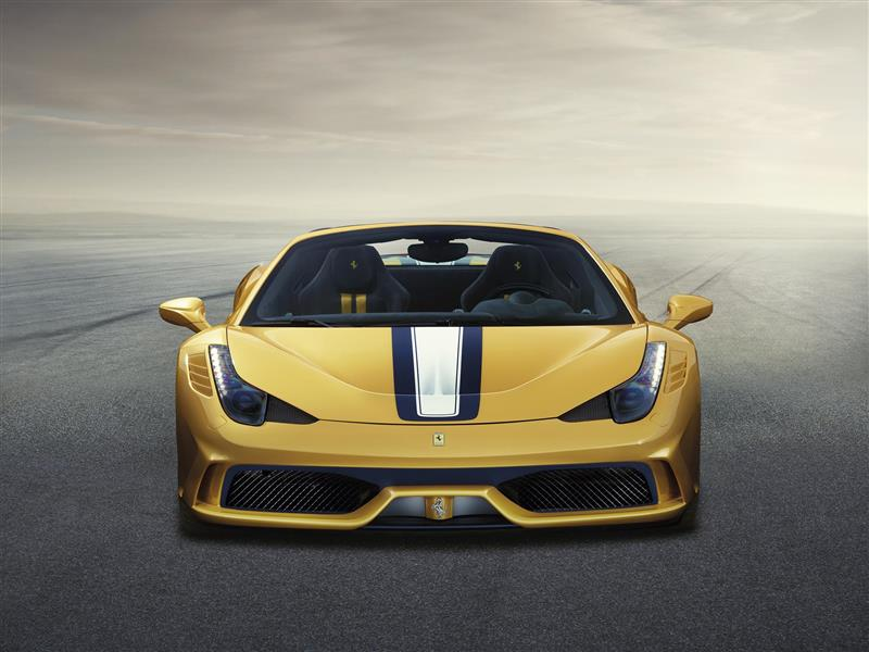 2016 Ferrari 458 Speciale A News And Information