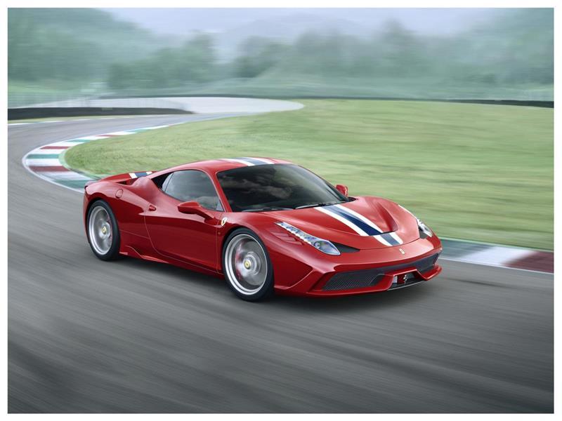 2016 Ferrari 458 Speciale A
