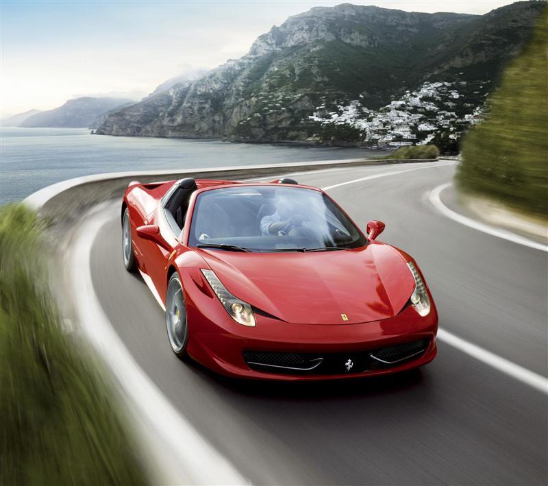 2014 Ferrari 458 Speciale Transmission: 2014 Ferrari 458 Spider Image. Photo 66 Of 66