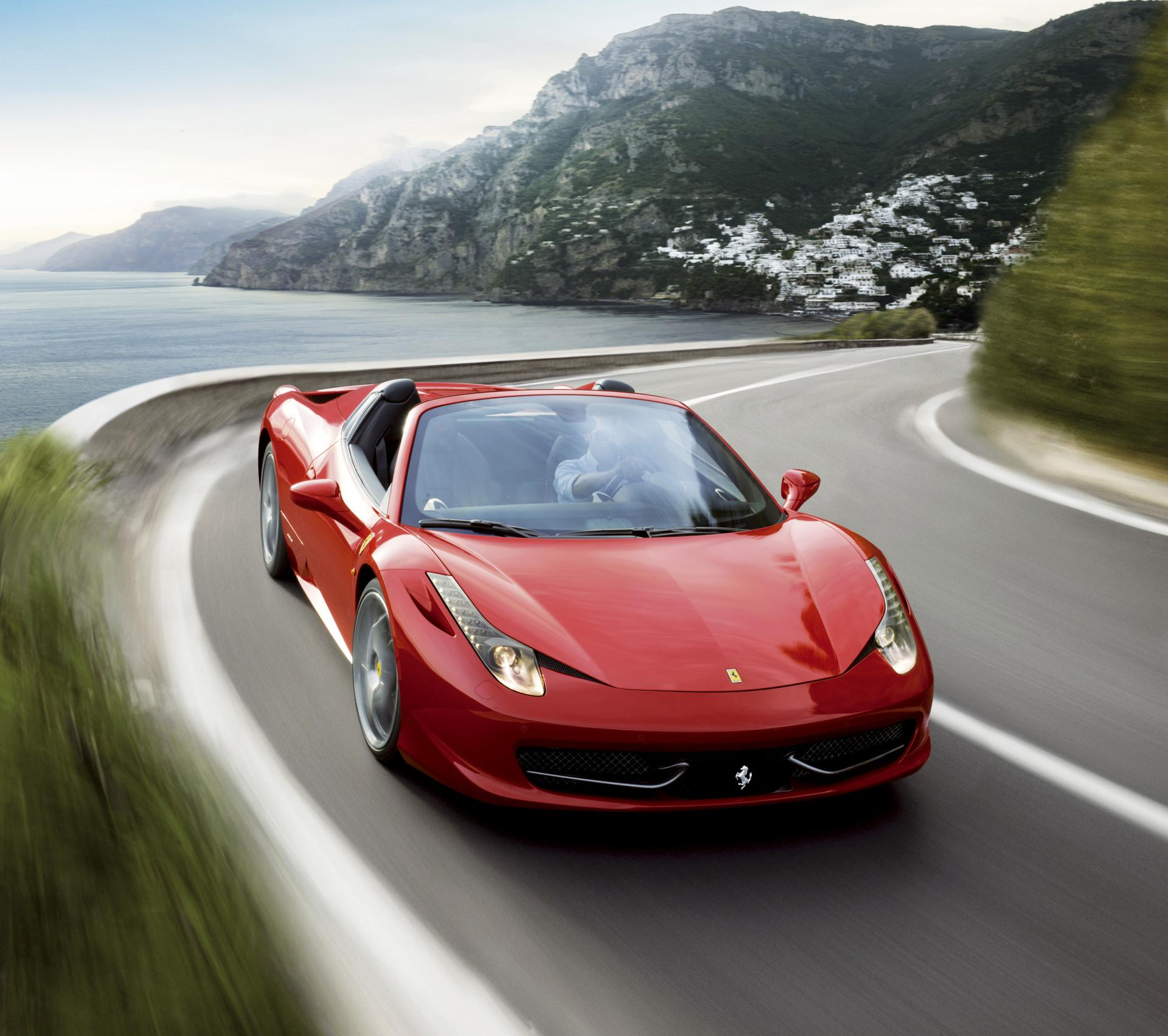2014 Ferrari 458 Spider News And Information