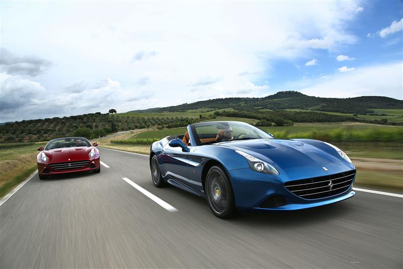 Ferrari California T pictures and wallpaper