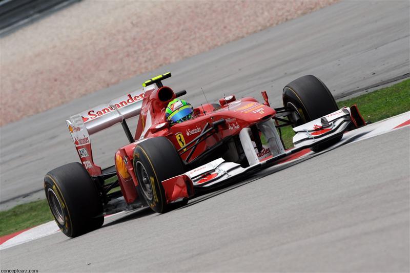 2011 Ferrari 150° Italia