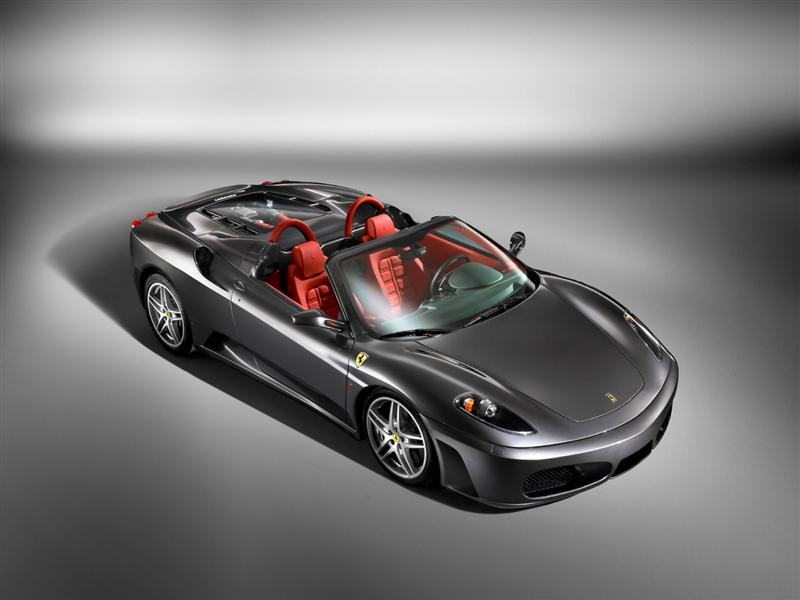 2008 Ferrari F430 Spyder