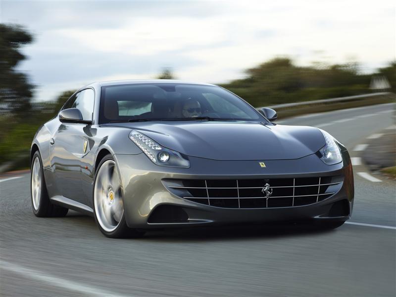 2011 Ferrari FF