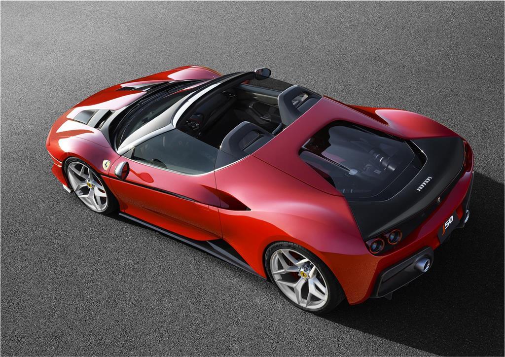 Bollinger B1 Price >> 2017 Ferrari J50 Image. https://www.conceptcarz.com/images/Ferrari/Ferrari-J50-supercar-image-03 ...