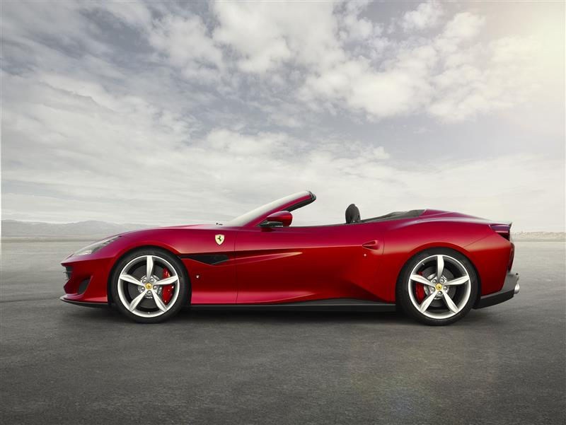 Ferrari Portofino pictures and wallpaper