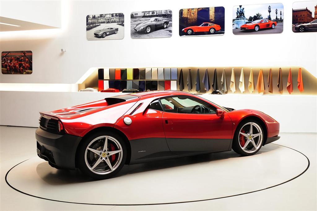 2012 Ferrari SP12 EC pictures and wallpaper