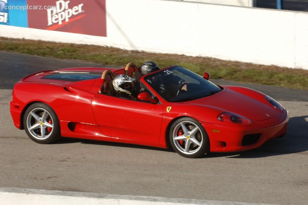 2005 Ferrari 360 Spider Image Photo 6 Of 22