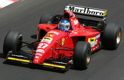 1995 Ferrari 412 T2