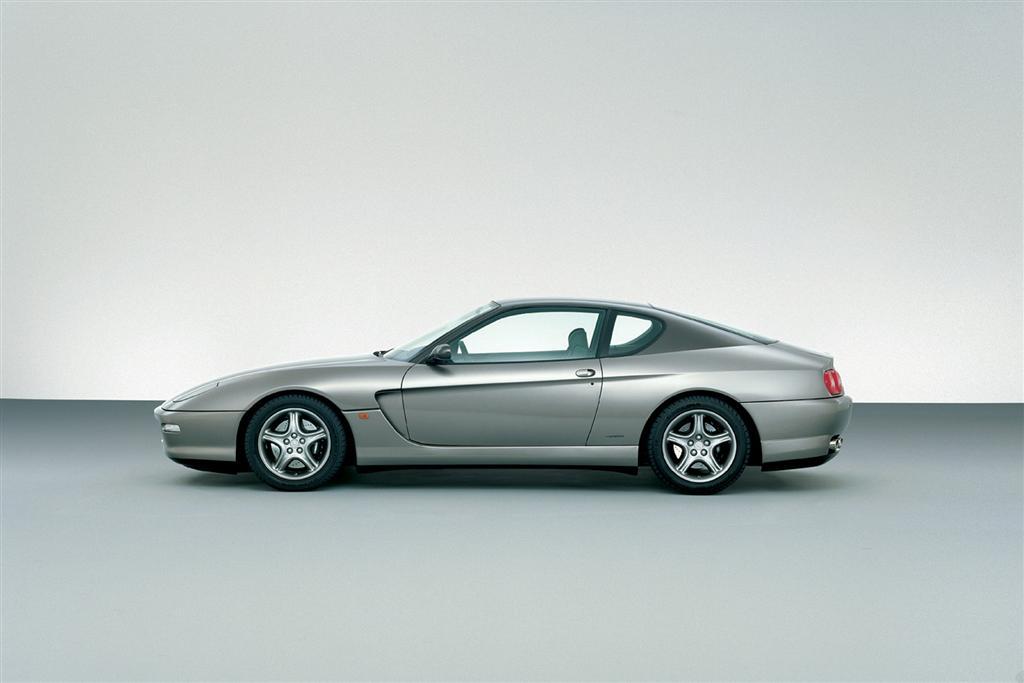 2003 Ferrari 456m Gt Conceptcarz Com