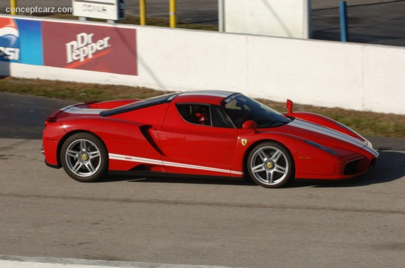 2005 Ferrari Enzo Image Photo 14 Of 32