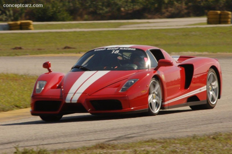 2005 Ferrari Enzo Image Photo 11 Of 32
