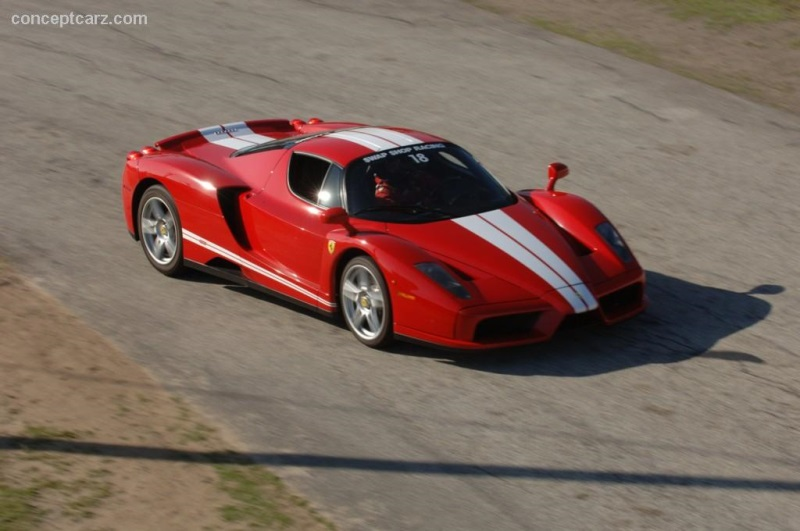 2005 Ferrari Enzo Image Photo 10 Of 32