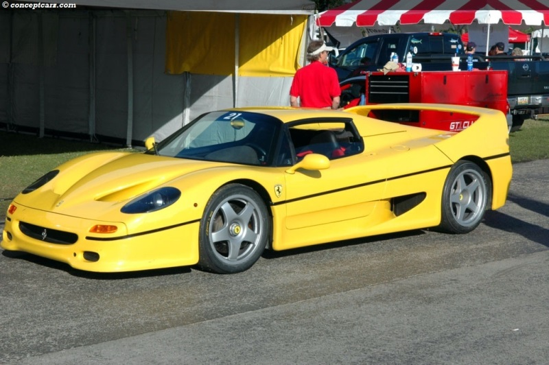 1997 Ferrari F50 Image. Photo 3 of 18