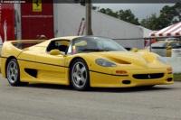 1997 Ferrari F50 image.