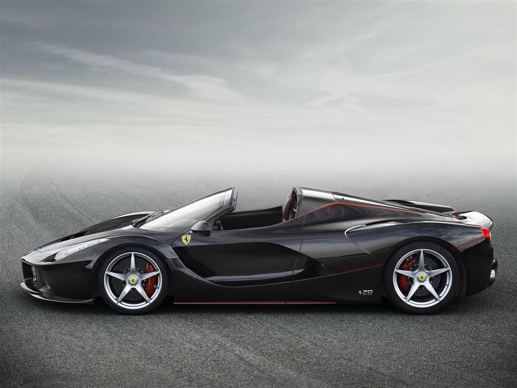 2016 Ferrari LaFerrari Aperta