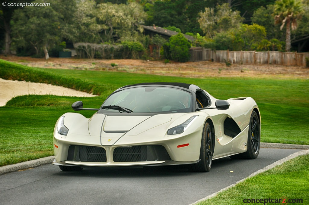 Laferrari For Sale >> 2016 Ferrari LaFerrari Aperta News and Information