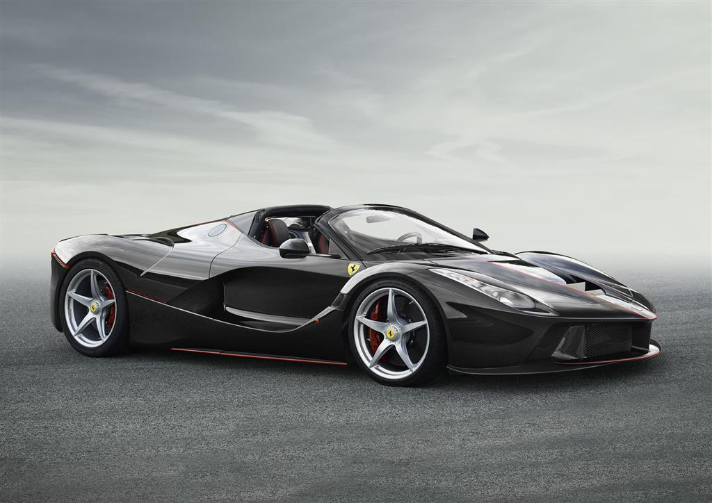Us Auto Sales >> 2018 Ferrari LaFerrari Aperta News and Information